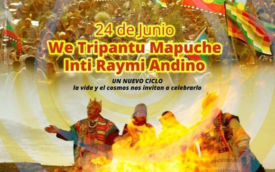 """UN NUEVO CICLO La vida y el cosmos nos invitan a celebrarlo. INTI RAYMI – La Fiesta del Sol. """"Cada 21 de Junio al igual que otros Pueblos Originarios del hemisferio sur, nuestros Pueblos Andinos, celebran el inicio de un nuevo ciclo, el INTI RAYMI, Fiesta del Sol en quechua, que se extiende tres días […]"""