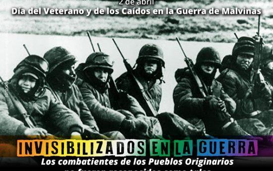 La guerra de Malvinas, sin dudas, representa un amargo trago en la historia argentina. No solamente por las enormes desventajas del ejército, mal preparado y con armas anticuadas, con respecto al del Reino Unido, sino por la acción irresponsable y cruel que tomó la dictadura con respecto a este hecho bélico. Alrededor de 100 ex […]