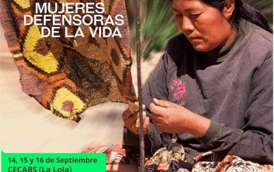 """Bajo el lema """"Mujeres defensoras de la Vida"""" se realizará el 3er Encuentro de Mujeres Originarias del NEA en Reconquista, Santa Fé, los días 14, 15 y 16 de Septiembre de 2018."""