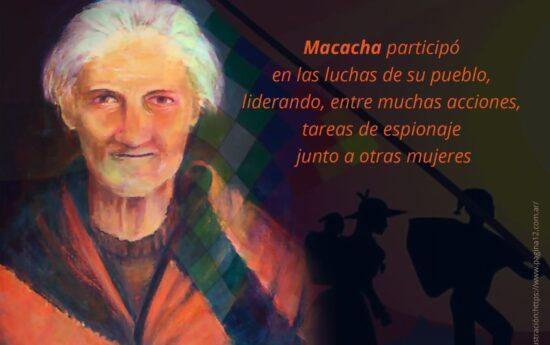 """María Magdalena Dámasa de Güemes de Tejada, conocida como """"Macacha"""", es reconocida como una de las mujeres importantes de la causa independentista. Fue una patriota defensora de las luchas territoriales de esa época. Hermana del General Martín Miguel de Güemes y una de sus principales colaboradoras, tuvo una destacada carrera pública en la provincia de […]"""