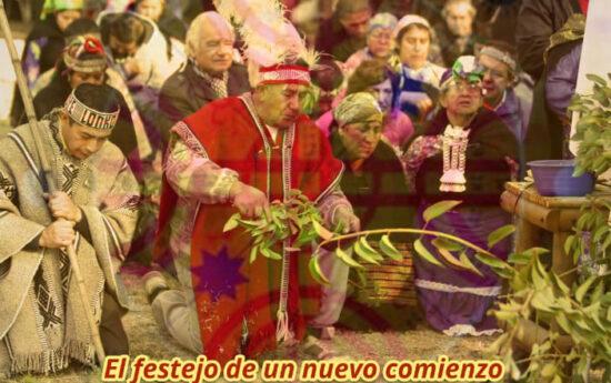 El We Tripantu o Wüñoy Tripantu es la celebración de ciertos Pueblos Indígenas de América que se realiza en el solsticio de invierno austral, entre el 21 y el 24 de junio, recibiendo el año nuevo. Es un día de celebración ya que es el más corto del año y corresponde al comienzo de los […]