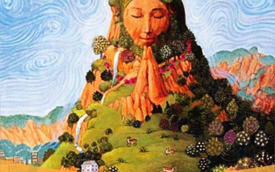 Tierra de los Pueblos Originarios que la Aman, Cuidan y Respetan.