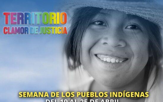 Nos acercamos a la Semana dedicada a los Pueblos Indígenas, cuyo objetivo es visibilizar su realidad, sus luchas y la riqueza de sus culturas.