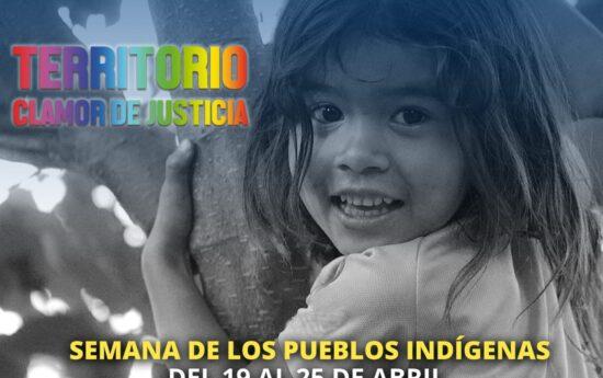 Ya llega la Semana dedicada a los Pueblos Indígenas, cuyo objetivo es visibilizar su realidad, sus luchas y la riqueza de sus culturas.